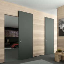 Puertas y ventanas de estilo minimalista de Phi Porte