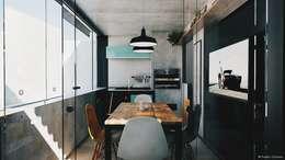 Кухни в . Автор – 285 arquitetura e urbanismo