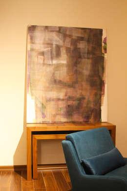 Gizem ONURMEN ARCHITECTS  – MAISON SE:  tarz Sanat