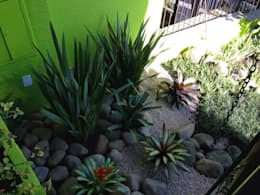 Projekty,  Ogród zaprojektowane przez Casa Nova Paisagismo