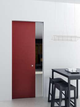 Puertas y ventanas de estilo minimalista de Phi Phorte