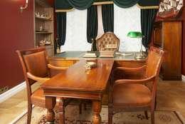 klasieke Studeerkamer/kantoor door Irina Tatarnikova