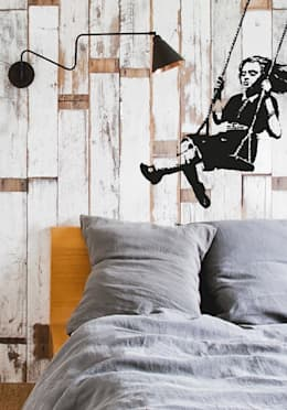 Delightful decals to add pizazz to your walls - Urban art berlin wandtattoo ...