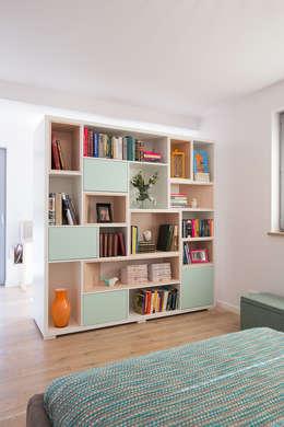 fi: styl , w kategorii Sypialnia zaprojektowany przez unikat:lab