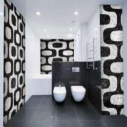 moderne Badkamer door Crearreda