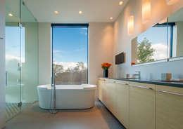 modern Bathroom by Robert Gurney Architect