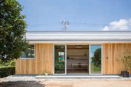 บ้านและที่อยู่อาศัย by 矢内建築計画 一級建築士事務所