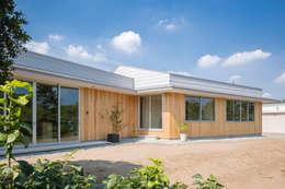 eclectische Huizen door 矢内建築計画 一級建築士事務所
