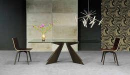 Tavolo in Cristallo: 10 Idee Raffinate ed ElegantI