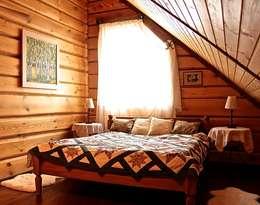 Анастасия Муравьеваが手掛けた寝室