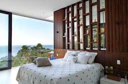 ห้องนอน by Infinity Spaces