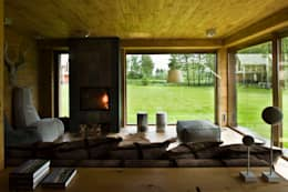 country Living room by CUBICPROJEKT