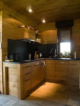 country Kitchen by CUBICPROJEKT