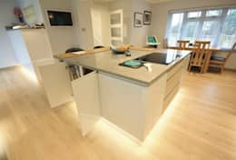 Cuisine de style de style Moderne par Kitchencraft