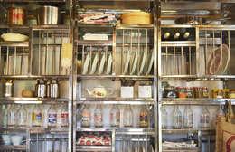 Cocina de estilo  por The Plate Rack