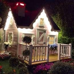 Minik Ev – Victorian 2: klasik tarz tarz Bahçe