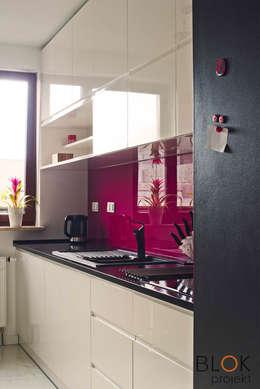 F: styl , w kategorii Kuchnia zaprojektowany przez Studio R35