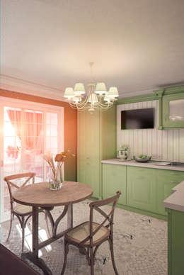 مطبخ تنفيذ Marina Sarkisyan