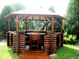 Altana nr 15: styl , w kategorii Ogród zaprojektowany przez Drewnopol