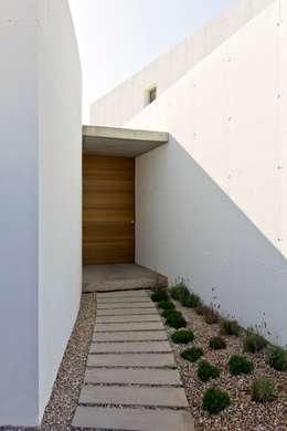 منازل تنفيذ Ascoz Arquitectura