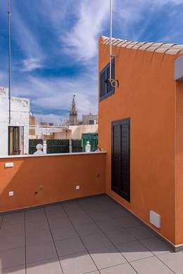 Terrazas de estilo  por Ardes Arquitectos