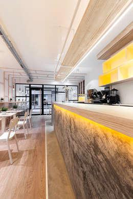 Obras y Reformas Poio의  바 & 카페
