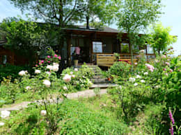 La  Province: 風建築工房が手掛けた庭です。