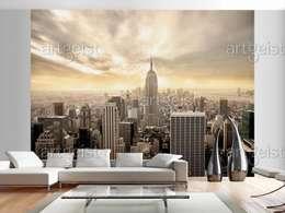 Walls & flooring by artgeist