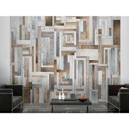 Projekty,  Ściany i podłogi zaprojektowane przez artgeist