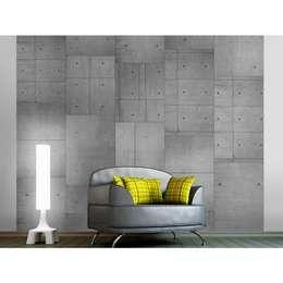 Gray Domino: Wände U0026 Boden Von Artgeist