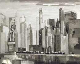 New-York legend: Art de style  par ART CONTEMPORAIN.COM