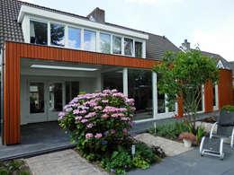 Uitbreiding Vleuten: moderne Huizen door CORPA