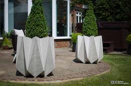 Сад  в . Автор – Adam Christopher Design