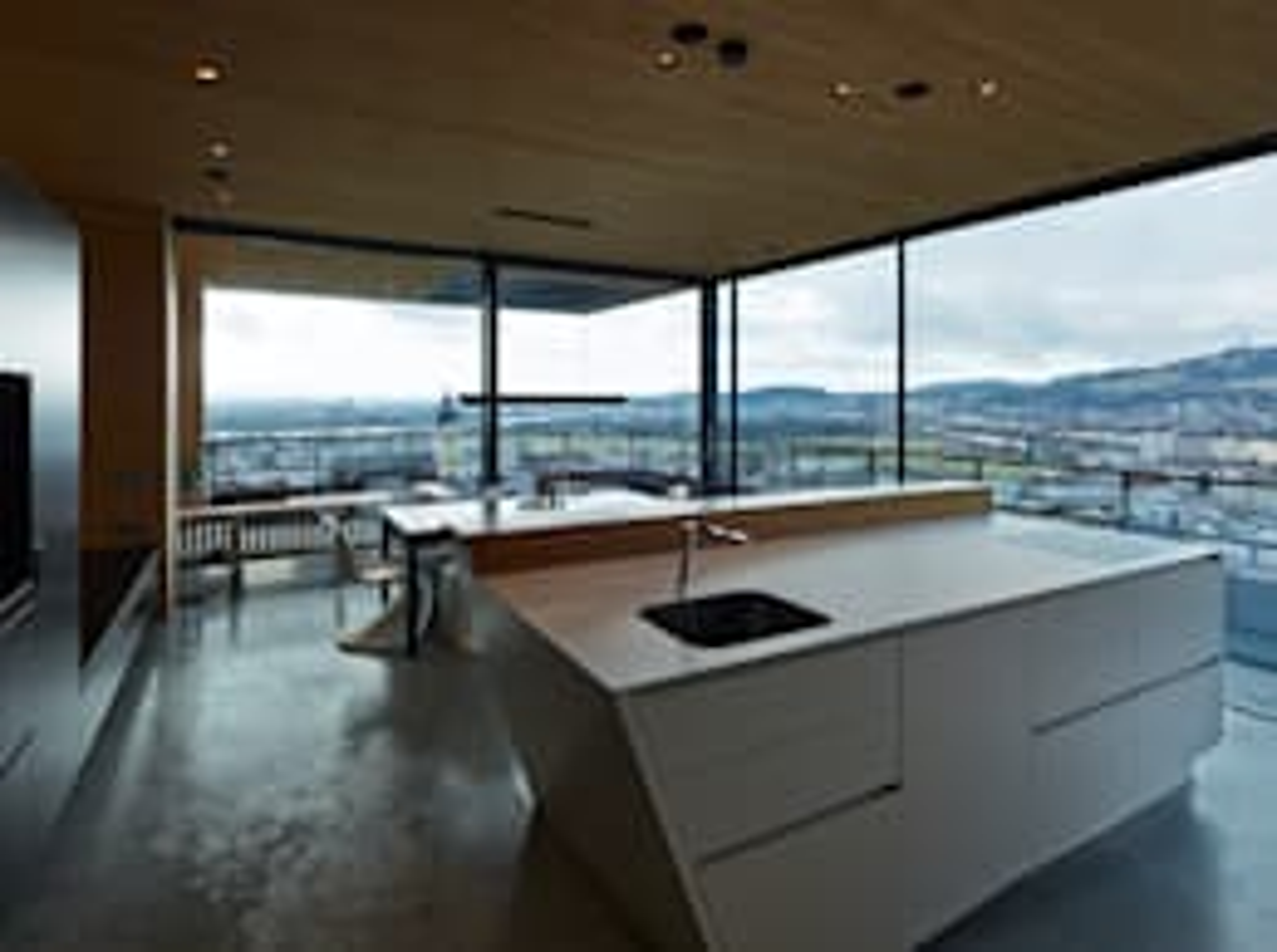 Projekty,  Kuchnia zaprojektowane przez HAMMERER ztgmbh . architekten
