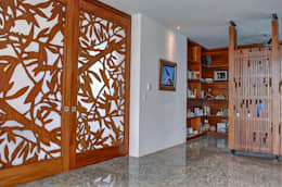 Ventanas de estilo  por Ancona + Ancona Arquitectos