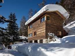 Maisons de style de style Classique par Pablo Horváth
