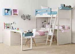 Dormitorios infantiles  de estilo  por Kimobel