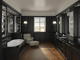 Devon&Devon Bath Couture 5: classic Bathroom by Devon & Devon