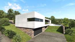 modern Houses by ARRIVETZ & BELLE