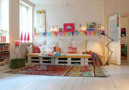 Sala de estar  por ZAP