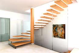 Коридор и прихожая в . Автор – Siller Treppen/Stairs/Scale