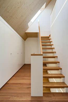 Couloir et hall d'entrée de style  par Schwarz & Schwarz dipl. Architekten SIA