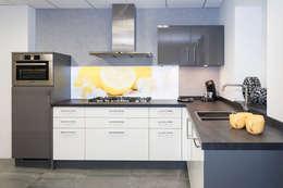 MORSSINK - Keukens: moderne Keuken door AM Badkamers