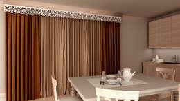 Cocina de estilo  por OK Interior Design