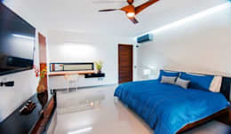 modern Bedroom by TAFF