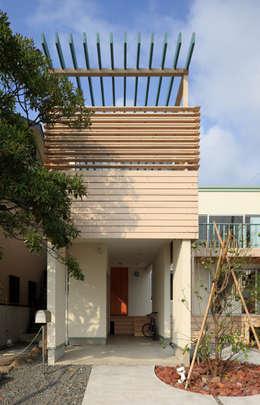 真鶴夏の家: TAMAI ATELIERが手掛けた家です。