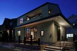八潮の家: TAMAI ATELIERが手掛けた家です。