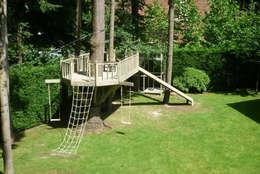 classic Garden by artilignum
