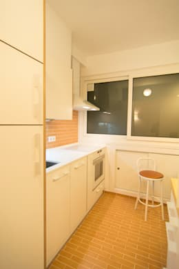scandinavian Kitchen by Apal Estudio