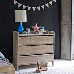 Quack chest of drawers : scandinavian Nursery/kid's room by Loaf